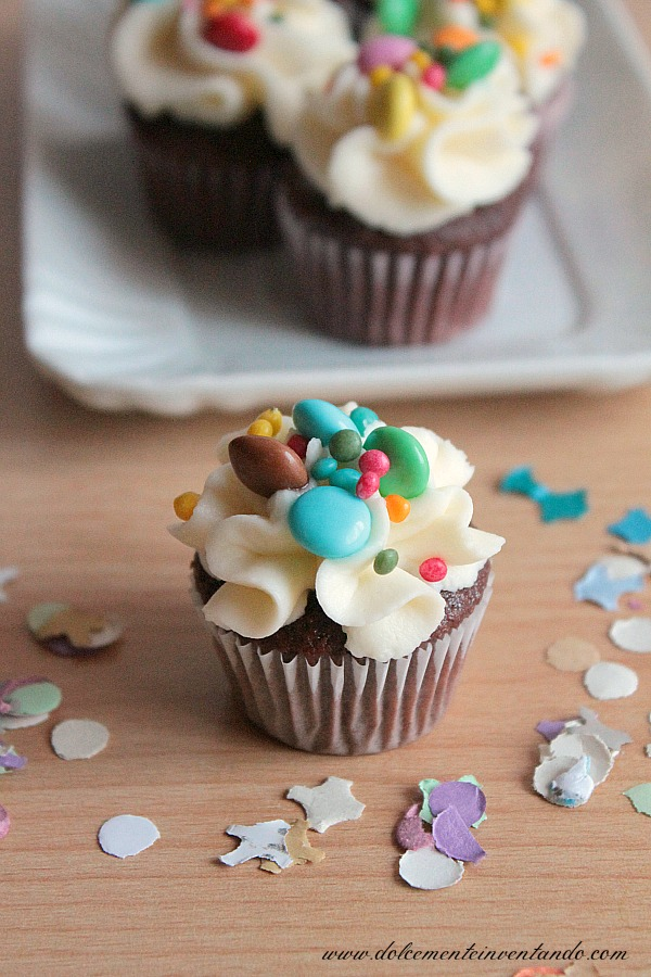 Cupcakes Arlecchino