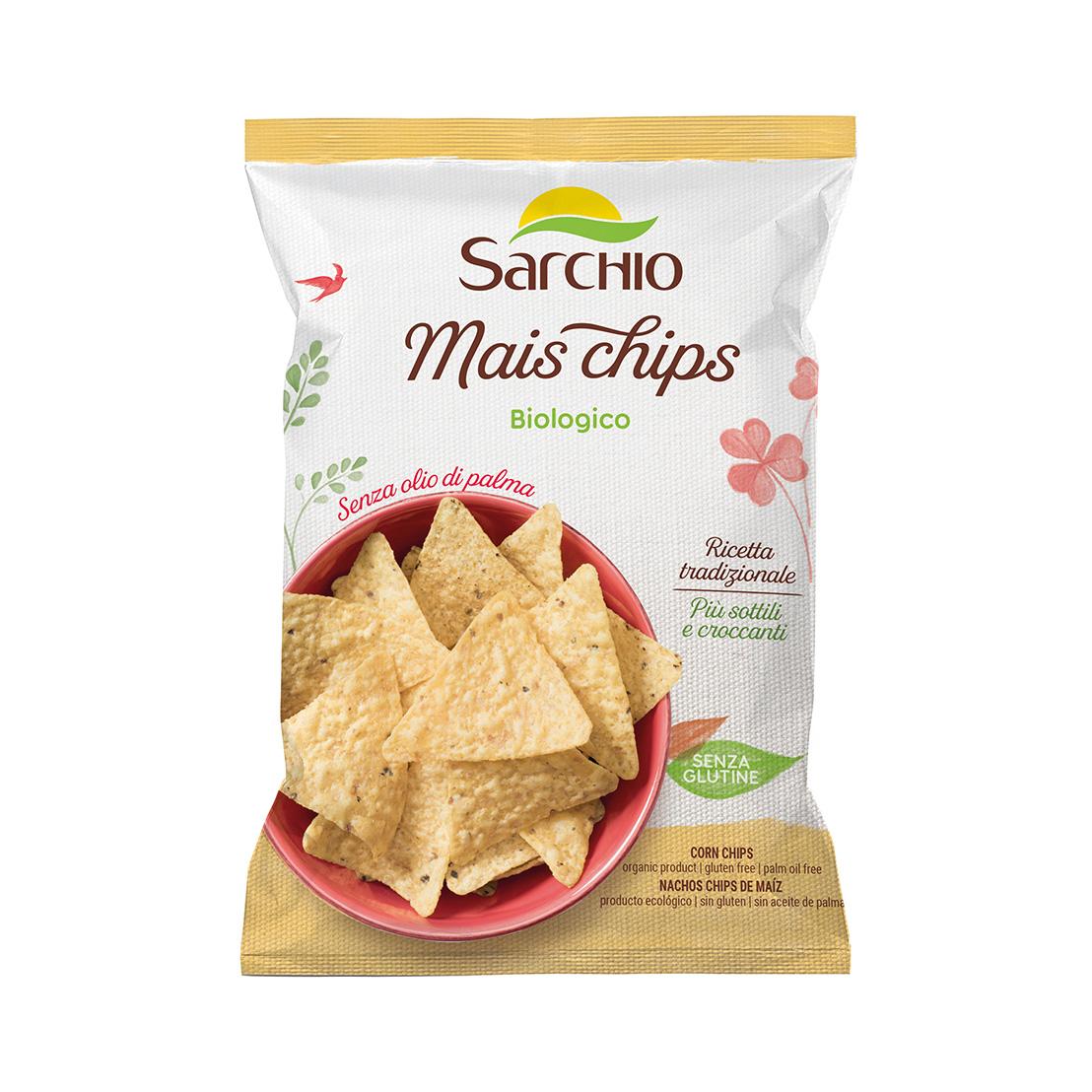 Ricetta Nachos Senza Glutine.Prodotti Biologici Snack Salati Mais Chips Sarchio Prodotti Biologici Alimenti Senza Glutine E Vegan