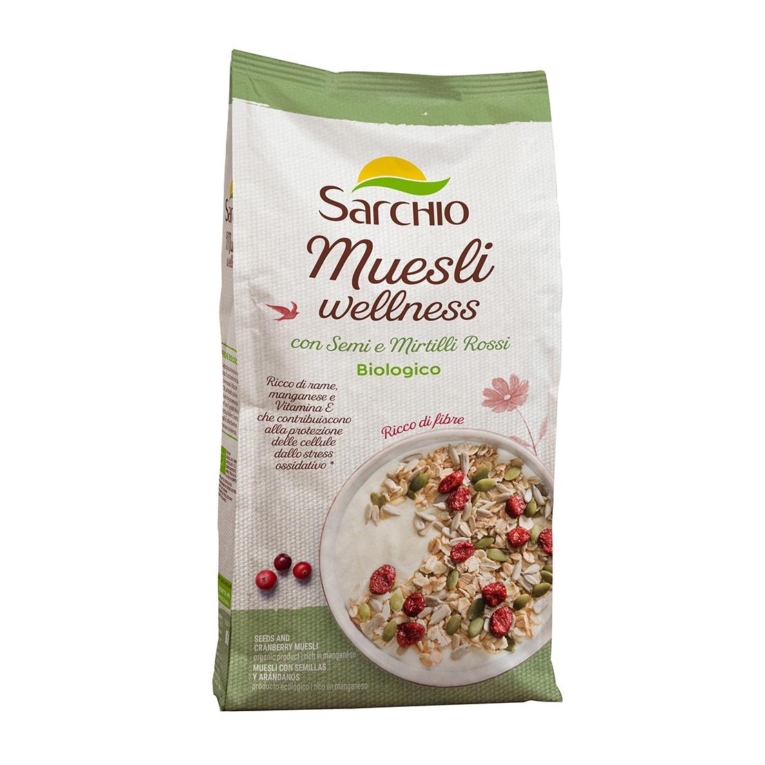 Muesli wellness