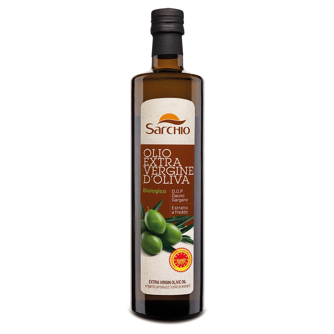 Olio extra vergine di oliva DOP